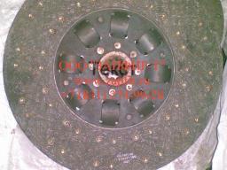 Диск сцепления 181.1601130 ГС-25.09 с двигателем ЯМЗ 238