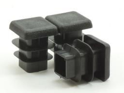 20х20 - заглушка пластиковая для профильной трубы