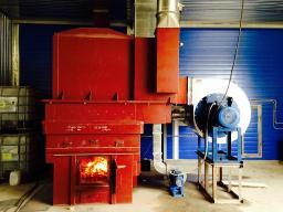 Установка воздухонагревательная УВН-400М