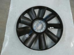 Крыльчатка вентилятора 612600060446 (двигатель WP10) SHACMAN