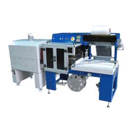Автоматическая линия упаковки хлеба в термоусадочную пленку с последующей термоусадкой в термотоннеле