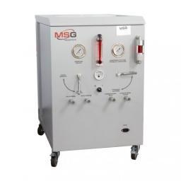 Стенд для промывки и проверки системы ГУР автомобиля MS603M