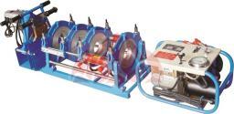 Аппарат для сварки пластиковых труб RD 160/63 гидравлический
