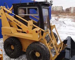Ремонт мини погрузчиков МКСМ-800