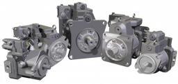 гидромоторы и гидронасосы Bosch Rexroth