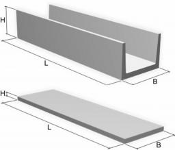 Плита покрытия ПТУ 100.60.8-6