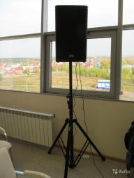 Звуковое оборудование, аренда в Томске, прокат, поставка, монтаж