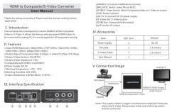 Конвертер hdmi сигнала на видео либо на S-видео в Томске.