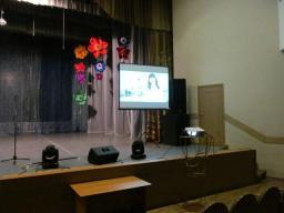 Аренда экрана в Томске