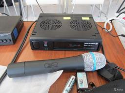 Аренда •Радиосистема Beyerdynamic Opus 180 Mk II (NE 100 S) с ручным микрофоном в Томске