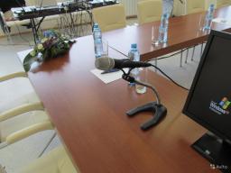 Аренда Настольная микрофонная стойка FORCE MSC-302 (гусиная шея), в Томске