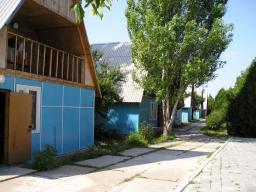 База отдыха в пригороде Севастополя