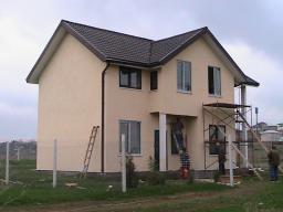 Дом в Севастополе (п. Угловое)