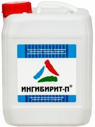 Ингибирит-П - пассиватор для межоперационной защиты металла. Тара 5кг, 20кг