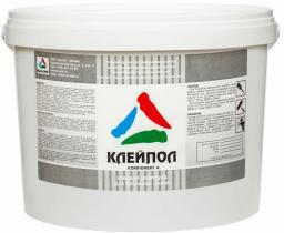 Клейпол — эпоксидный клеевой состав для бетонных полов, 12кг