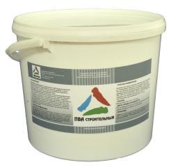 ПВА-Строительный — поливинилацетатный строительный клей на водной основе