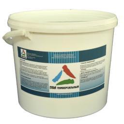 ПВА-Универсальный — поливинилацетатный строительный плиточный клей на водной основе