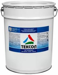 Тексол — полимерный лак для бетона и камня, 18кг