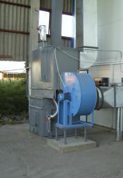 УВН-100 в комплекте ((центробежный вентилятор (