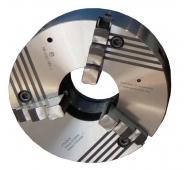 Патрон токарный 3-х кулачковый клинореечный самоцентрирующийся пр-ва БЗСП