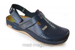 Обувь сабо мужская 701М, синие