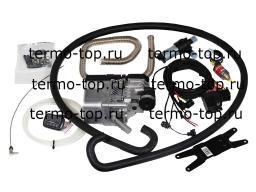 Комплект Webasto TTC  (дизель) 12в. 5kw.  с таймером