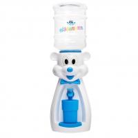 Детский кулер для воды Фунтик Мультик мышка белая с голубым — АкваНяня