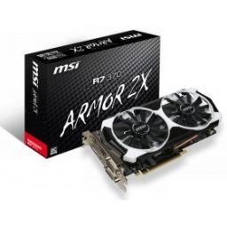 Видеокарта MSI R7 370 ARMOR 2X