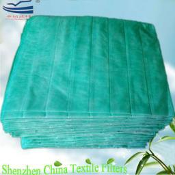 Карман,класс очисткиF6,эффективность65%,зелёный цвет