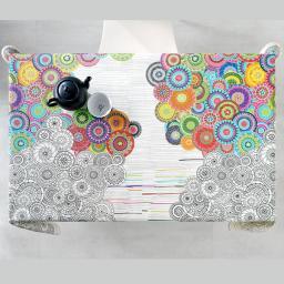 Тефлоновая скатерть Kitano. Скатерть с пропиткой