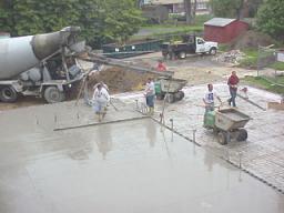 КТ-Трон 5 комплексная добавка в бетон