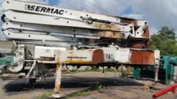 Установка на бетононасос Sermac 5Z37 SCL 130