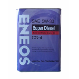 МОТОРНОЕ МАСЛО ENEOS SUPER DIESEL SEMI-SYNTHETIC SAE 5W-30