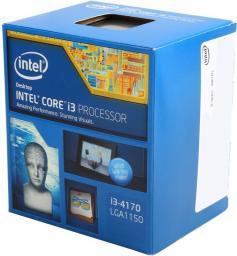 Процессор Intel core i3 4170