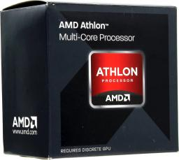 Процессор AMD Athlon II x4 870K