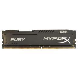 Набор модулей памяти KINGSTON 2X4GB DDR4 2133 PC4-17000 C14 HYPERX FURY