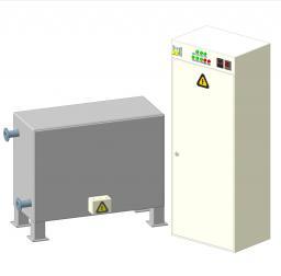 Индукционный нагреватель воды ИКН-300