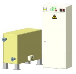 Индукционный котел горячего водоснабжения ИКН-25