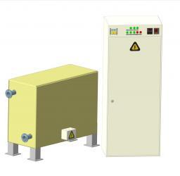 Индукционный нагреватель высокотемпературный ИКН-125