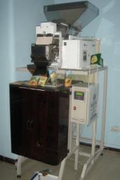 Автомат фасовочно упаковочный для упаковки продуктов в пакет