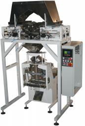 Автомат ФУ «Макиз-Компакт У-03» (серия 055, исполнение 41, четырехручьевой встречный или однокаскадный линейный дозатор, пневмопривод)