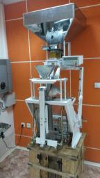 Полуавтомат фасовочно-упаковочный У-01, исп. напольное