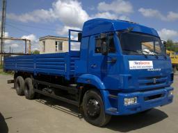 Бортовой Камаз 65117-6010-23(А4)