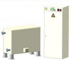Индукционная установка горячего водоснабжения ИКН-30