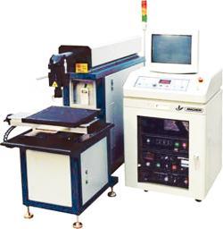 JCSYS50A - SYS50BYAG Лазер для резки полупроводниковых пластин