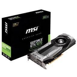 Видеокарта MSI GTX 1070 Founders Edition GTX1070, 8Gb