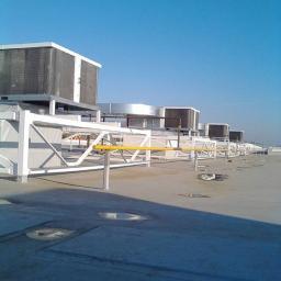 Гидроизоляция битумной крыши
