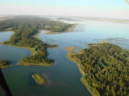 Лечебное озеро Мормышанское