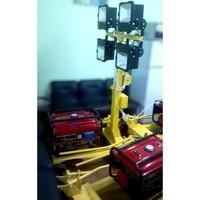 Аварийная осветительная установка ПОУ-4000 LED Валли-В взрывозащищенная