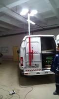 Осветительная мачта для автомобильных фургонов и контейнеров ОМА-2